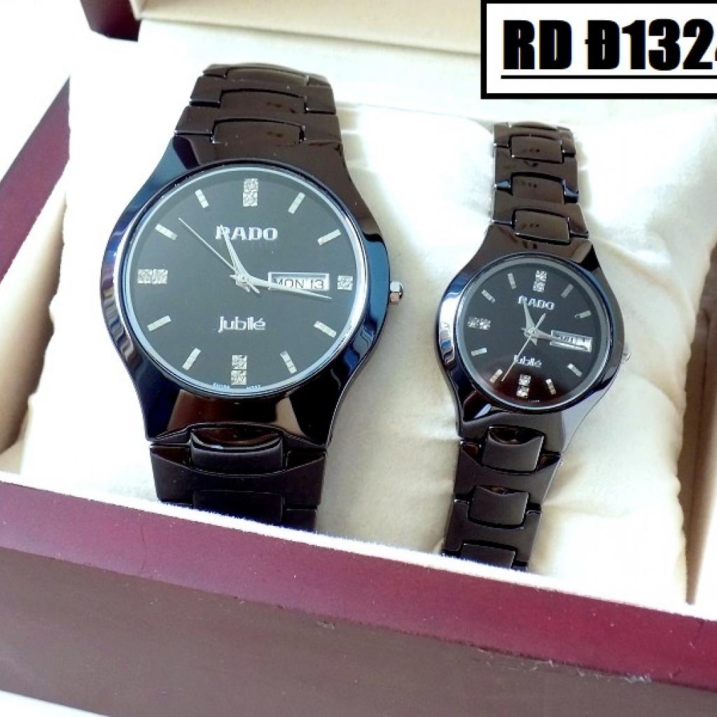 Đồng hồ cặp đôi một gợi ý tuyệt vời cho bạn và người yêu